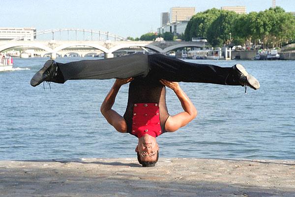 Laurent Bienaimé, équilibres.