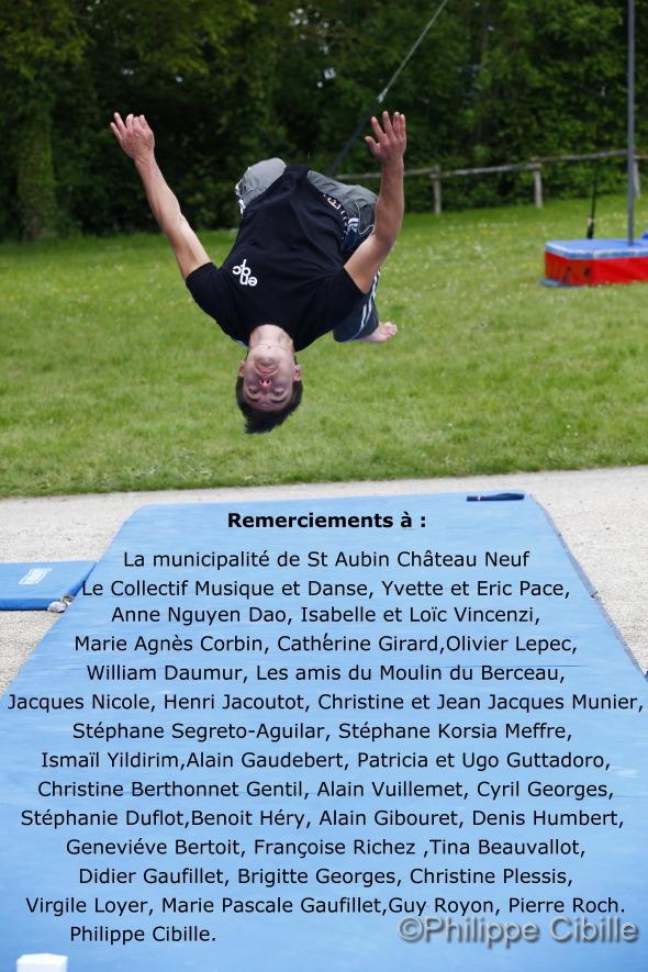 Résidence des étudiants de l'ENACR à Saint Aubin Chäteau Neuf. Photo © Ph. Cibille