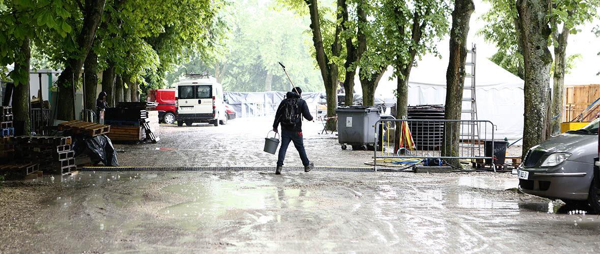 Festival Furies sous la pluie