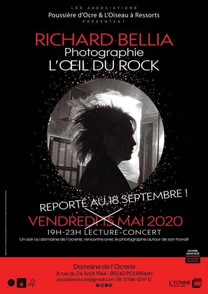Richard Bellia, L'Oeil du rock